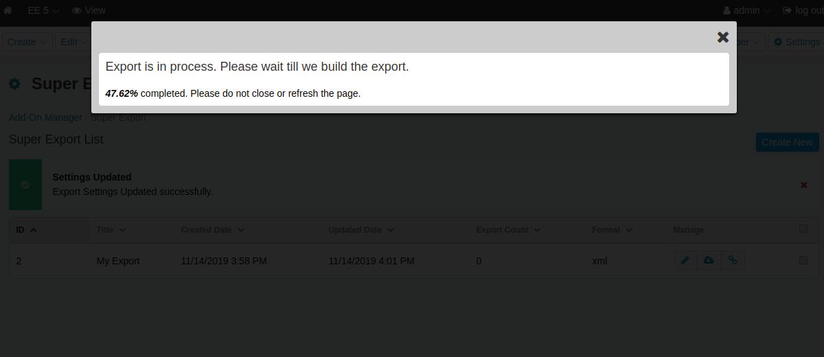 10 - Ajax Download Export 1