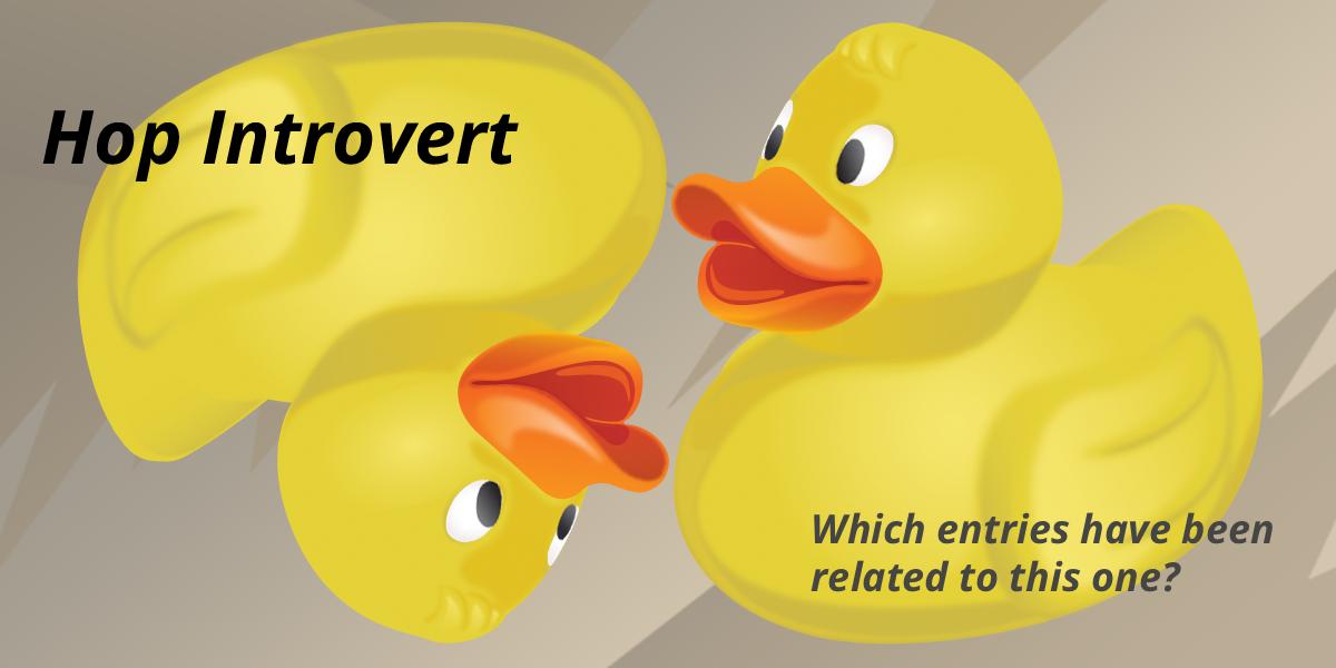 Get Hop Introvert
