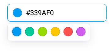 Color Picker Fieldtype